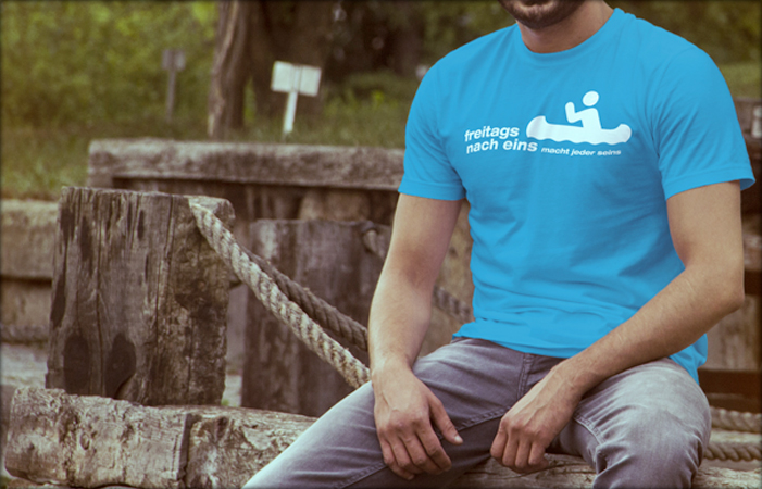 OS Kanu | Ergometer Vertrieb & Bootsverleih im Leipziger Neuseenland - Freizeit-Shirts für Paddler