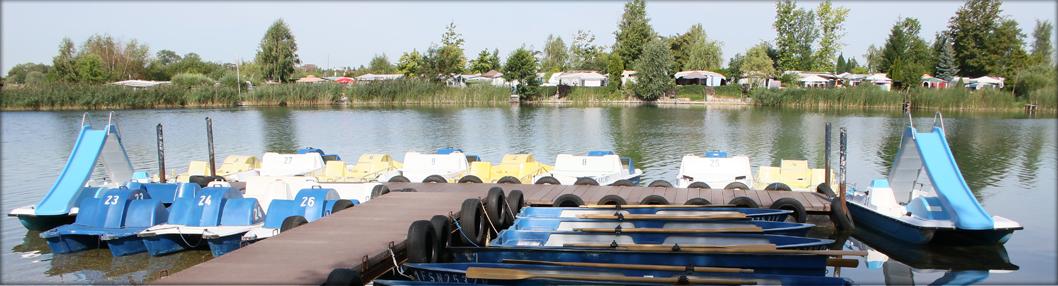 Bootsverleih am Kulkwitzer See