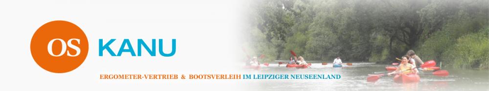 OS Kanu | Ergometer Vertrieb & Bootsverleih im Leipziger Neuseenland
